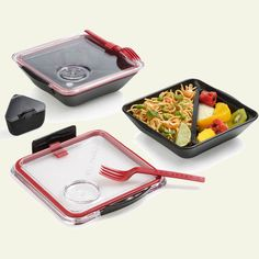 Delicious Lunches with Bento Boxes at Reuseit