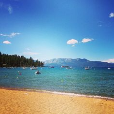 Zephyr Cove at Lake Tahoe