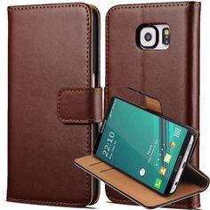 Note 5 Wallet Cover Genuine Leather Case for Samsung Galaxy Note 5 N9200 Coque Flip Stand Phone Bag For Samsung Note 5 Case #Affiliate