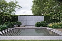 Laurant-Perrier Garden at the Chelsea Flower Show, 2014 - designed by Luciano Giubbilei