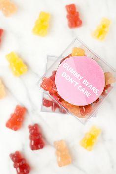 DIY Homemade Gummy Bears