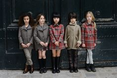 Bonpoint Winter 2014 Collection