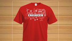 Being an Engineer is a wonderful profession, creating beauty in design and solving complex problems with creativity and ingenuity. Like this campaign and share your love of Engineering with your classmates, colleagues, family members and friends. Order together with people to save on shipping cost :)You can also change the colour and style using the options below. Guaranteed safe and secure checkout via:   VISA | MASTERCARD Trouble ordering? Contact Design4T Customer Support! (086) 999…
