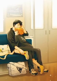Your relationship can't compare with KageHina, a pairing that doesn't even exist on a fictional TV show lolol There's more where this came from: https://www.pinterest.com/ekeitbly/otp-kagehina-haikyuu/
