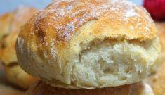 Grova nattjästa frallor - Victorias provkök Bread Recipes, Baking Recipes, Sandwiches, Food And Drink, Yummy Food, Breads, Basket, Tea, Collection