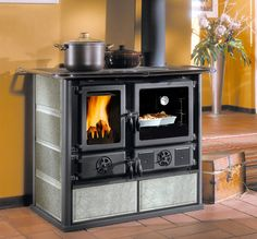 Woodburning cookers | Rosa | La Nordica - Extraflame
