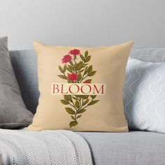 Framed Prints, Canvas Prints, Art Prints, Floral Clothing, Art Boards, Finding Yourself, Bloom, Range, Throw Pillows