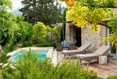 LA SIGNORIA Double rooms from £397.11 (inc tax)  Corsica, France