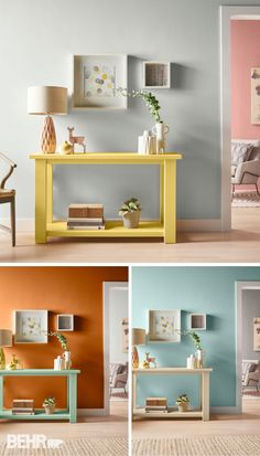 images about BEHR 2017 Color Trends on Pinterest