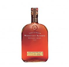 Woodford Reserve - it's good but for the pricepoint, you have lots of other (to my mind, tastier) options.