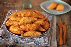 Pastels Sénégalais http://www.maryseetcocotte.com/2014/07/13/pastel-senegalais/