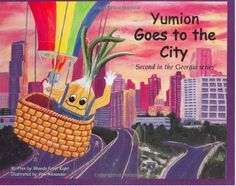 The Yumion the Onion Series   by Rhonda Frost Kight Illustrated by Pam Alexander Learn about Georgia with Yumion the Onion.