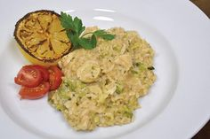Creamy Chicken and Brown Rice...uses freeze dried Thrive products.