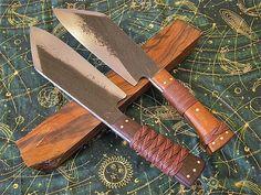 rustic camp knife