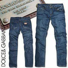 Vendre Jeans Dolce & Gabbana Homme H0078 Pas Cher En Ligne.