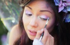 Charisma Star Faerie Princess Makeup