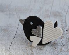 lovebird en fimo - Recherche Google