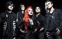 New Years Day (band) ❤️