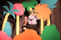 how to build a seussical the musical set - Google Search