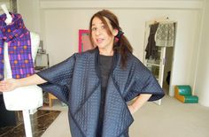 How to sew a 30min coat - easy sewing tutorial