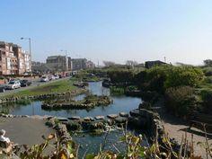 The prom. Blackpool Pleasure Beach, Garden Waterfall, St Anne, Saints, Childhood, Tower, Gardens, Prom, Smile