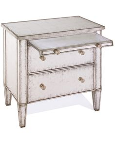 Églomisé Nocturne Two-Drawer Chest - Chests - Furniture - Our Products