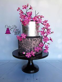 Cherry Blossom by Cakes By Tiffy