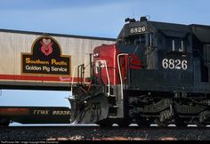 RailPictures.Net Photo: SP 6826 Southern Pacific Railroad EMD SD45T-2R at Wilmot, Arizona by Mike Danneman