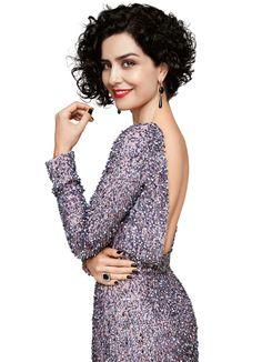Letícia Sabatella na Revista Estilo de Maio   Woman Chic