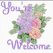 """Picture of """"You're Welcome! Welcome Quotes, You're Welcome, Welcome To The Group, Thank You Wishes, Thank You Cards, Birthday Thanks, Birthday Cards, You Are Welcome Images, Hello You"""