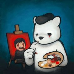 The Painter by Luke Chueh