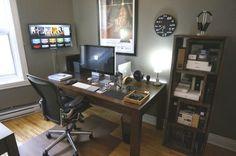 15+ Stunning Home Office for Freelancers | Jobless Programmer