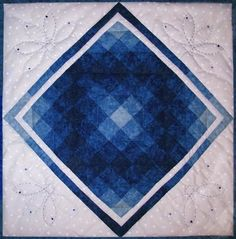 Synchronized Swimming Art Quilt Wall Hanging | ForQuiltsSake - Quilts on ArtFire