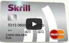 Skrill Master Card | SLO - #DigitalCard #MasterCard #onlineGamblingDeposit