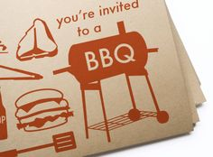 DIY Printable BBQ Grill Hamburger Pie by GirlinGearStudio on Etsy, $15.00