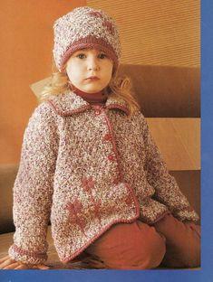 Baby Knitting Patterns, Fur Coat, Winter Hats, Turtle Neck, Pullover, Sweaters, Jackets, Amanda, Fashion