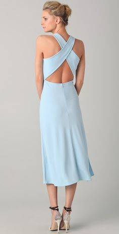 BESTIE!!!!!!!!!! I love....love, love, LOVE this color! The dress not-so-much, but the color is gorgeous!