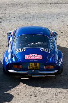Renault Alpine A110 by VJ Photography, via Flickr