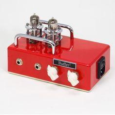 Red Iron Amps - Buffer2