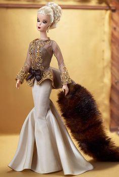 Capucine™ Barbie® Doll   Barbie Collector