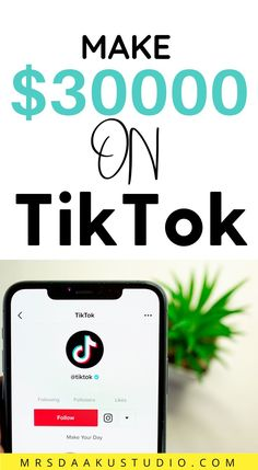 Tiktok has made people go crazy. All types of videos are posted by so many people. But do you know that their are lot of people who are making money from tiktok. What if I tell you that you can make money upto $30000 on tiktok. Want to learn more, check out the article