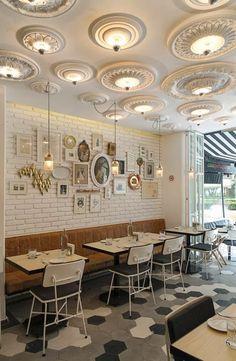 El restaurante Malamén, en México: La belleza del exceso decorativo | Etxekodeco