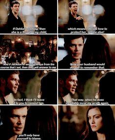 "#TheOriginals 2x16 ""Save My Soul"" - Hayley and Klaus"