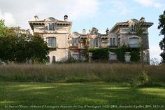 château d'Arcangues,à Arcangues, Pyrénées-Atlantiques France, Explore, Architecture, House Styles, Mansions, The Mansion, D Day, Travel, Places