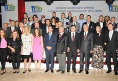 Ekonomi Basını Başarı Ödülleri verildi