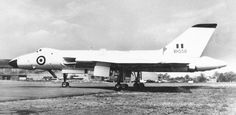 July 1960 Avro Vulcan departed the Avro factory at Woodford for delivery to the RAF at. Happy Birthday to a great lady. Military Helicopter, Military Aircraft, Happy 55th Birthday, V Force, British Aerospace, Avro Vulcan, Air Machine, Falklands War, Royal Air Force