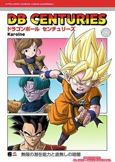 Dragon Ball Gt, Comic Books, Comics, Cover, Fictional Characters, Art, Art Background, Kunst, Cartoons