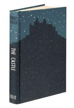 Bill Bragg // Disseny de les cobertes de The Castle, de Kafka