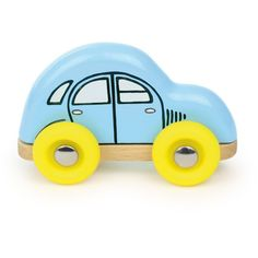 Vilac Pull Mini Car Made in France – Bonjour Baby Baskets - Luxury Baby Gifts
