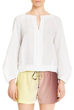 Elima Top   Tops by DVF